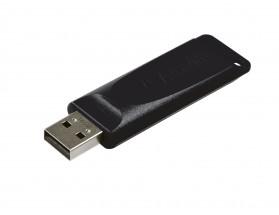 Verbatim Slider 8GB USB 2.0, čierna 98695