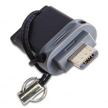 VERBATIM Store 'n' Go Dual USB 16GB USB 2.0/microUSB