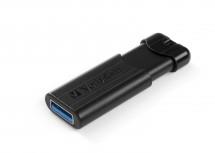 VERBATIM Store 'n' Go PinStripe 256 GB USB 3.0 čierny POUŽITÉ, NE