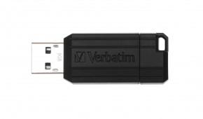 Verbatim Store 'n' Go PinStripe 8GB čierny
