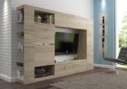 Vero - Obývacia stena (dub sanremo)