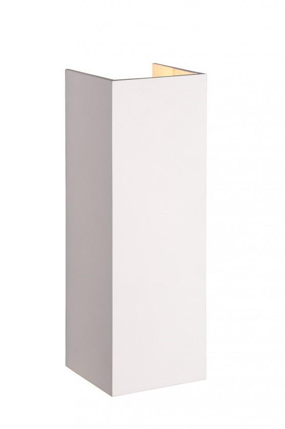 Verto - nástenné osvetlenie, 35W, 2xGU10 (biela)