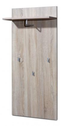 Vešiak GW-Maxima - Vešiakový panel (dub sonoma)