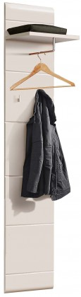 Vešiak Slate-STXD70-Q86(biela mat/biela lesk)