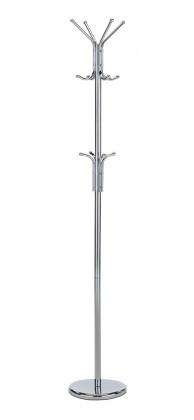 Vešiak Stojanový vešiak - SV 09, 180 cm (chróm, kov)