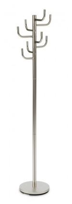 Vešiak Stojanový vešiak - SV 13, 175 cm (nikel, kov)