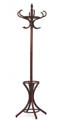Vešiak Stojanový vešiak - SV 14, 186 cm (hnedá, drevo)