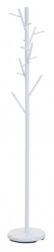 Vešiak Stojanový vešiak W33 (biela)
