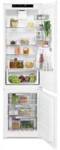 Vestavná kombinovaná lednice Electrolux LNS8TE19S, A++,207/60 l