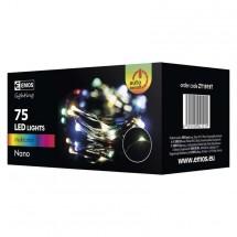 Vianočné osvetlenie Emos ZY1919T, farebná, 7,5 m