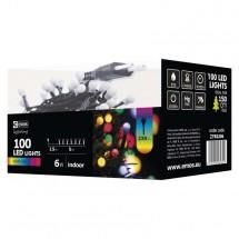 Vianočné osvetlenie Emos ZYK0206, farebná, 5 m