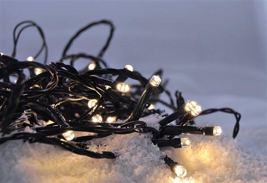 Vianočné osvetlenie Vianočné osvetlenie Solight 1V53WW, LED, teplá biela, 5m