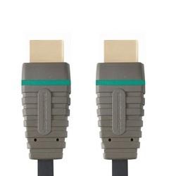 Video káble + konektory Bandridge BVL1201