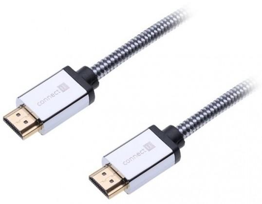 Video káble + konektory Connect IT CI-493 Wirez Premium HDMI 5m