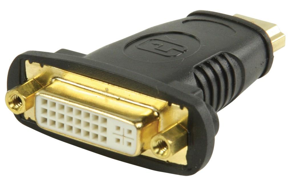 Video káble + konektory HDMI / DVI adapter VGVP34910B