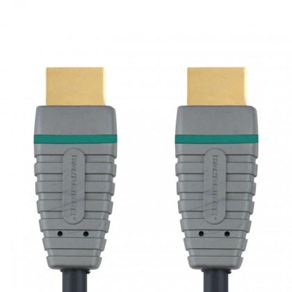 Video káble + konektory HDMI / HDMI TV kábel Bandridge 3m