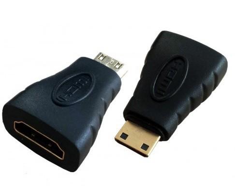Video káble + konektory Redukcia HDMI / HDMImini MKF 1361