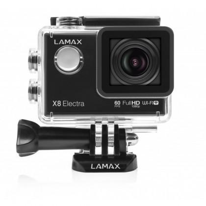 Videokamery LAmax Action X8 Electra ROZBALENÉ