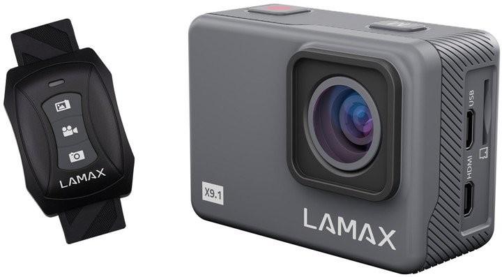 Videokamery LAMAX X9.1