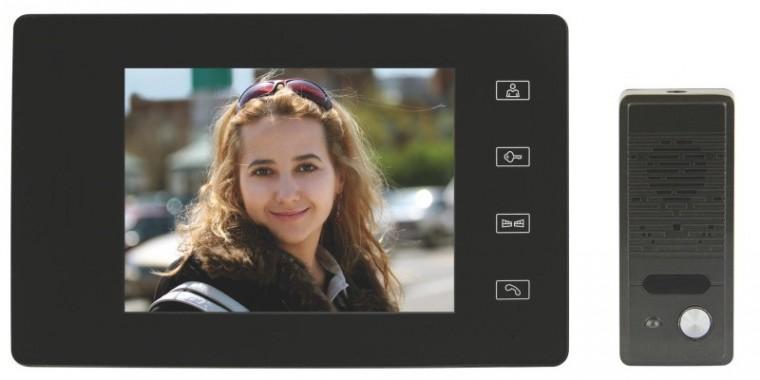 Videotelefóny Domáci videotelefón EMOS,farebná sada,RL-8B
