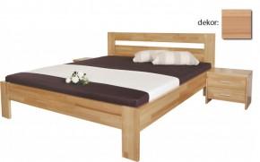 Vitalia - Rám postele 200x140 (masívny buk)