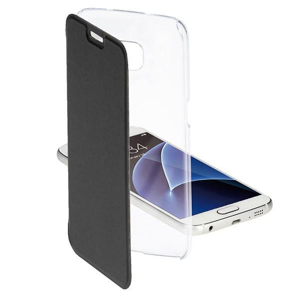 Vivanco flip puzdro pre Samsung Galaxy S7, čierna