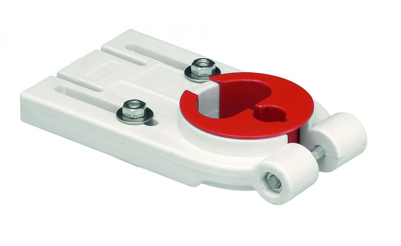 Vodovodná batéria Franke - spevňujúci podložka pod batériu (biela)