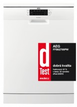 Voľne stojaca umývačka riadu AEG FFB 62700 PM