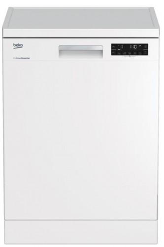 Voľne stojaca umývačka riadu Beko DFN26421W, 14 súprav, A++
