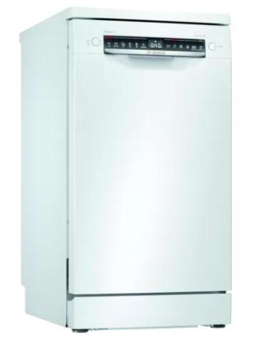 Voľne stojaca umývačka riadu Bosch SPS4EMW28E,10 súprav,45 cm