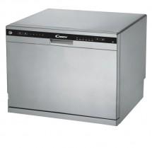 Voľne stojaca umývačka riadu Candy CDCP 6S, 6 súprav