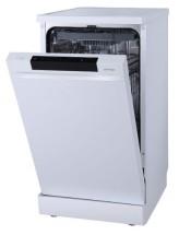 Voľne stojaca umývačka riadu Gorenje GS541D10W + darček kapsle FINISH QUANTUM, 100ks