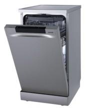 Voľne stojaca umývačka riadu Gorenje GS541D10X + darček kapsule