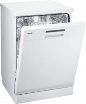 Voľne stojaca umývačka riadu Gorenje GS62115W, A++, 60cm