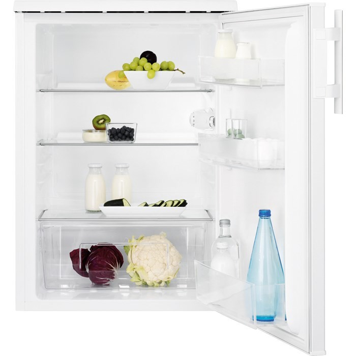 Voľne stojace chladničky Jednodverová chladnička Electrolux ERT1601AOW3