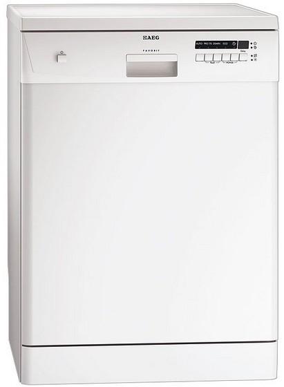 Voľne stojace umývačky  AEG F 55000 WO