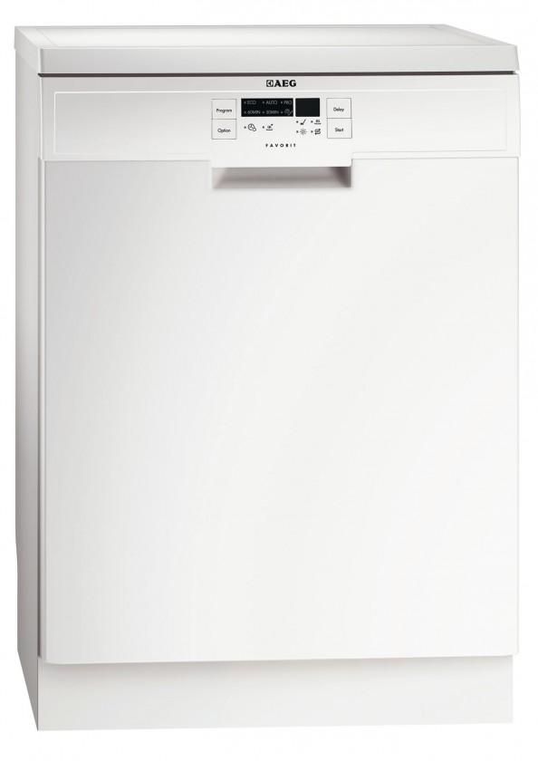 Voľne stojace umývačky AEG Favorit 56322W0