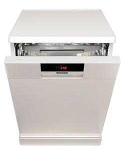 Voľne stojace umývačky  Baumatic BDWF670W