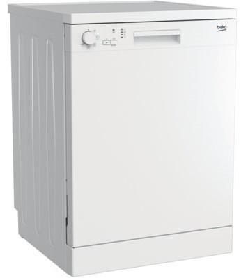 Voľne stojace umývačky BEKO DFC 05210 W ROZBALENÉ