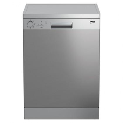 Voľne stojace umývačky BEKO DFC 05210 X