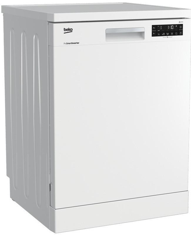 Voľne stojace umývačky BEKO DFN 28321 W