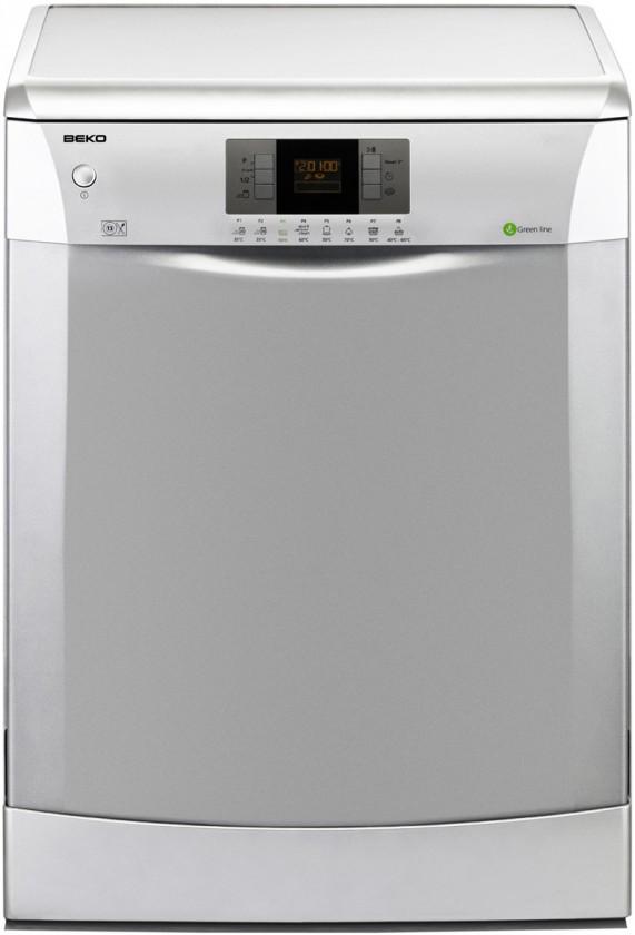 Voľne stojace umývačky Beko DFN 6845 X