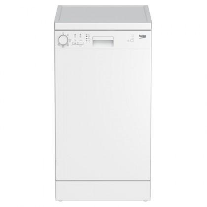 Voľne stojace umývačky BEKO DFS 05011 W