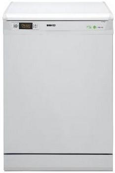 Voľne stojace umývačky  Beko DSFN6530