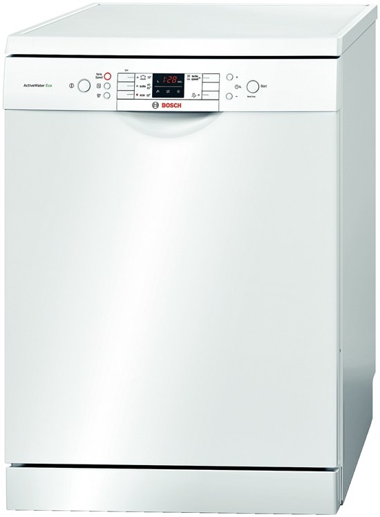 Voľne stojace umývačky Bosch SMS53N72EU