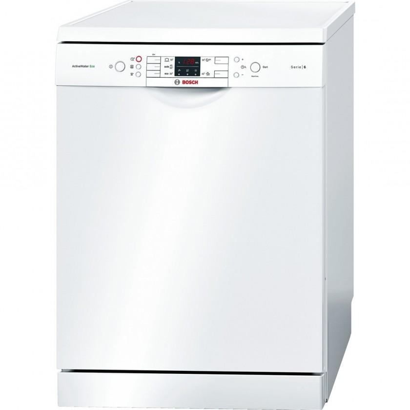 Voľne stojace umývačky Bosch SMS54M62