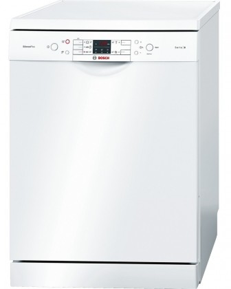 Voľne stojace umývačky Bosch SMS58P62