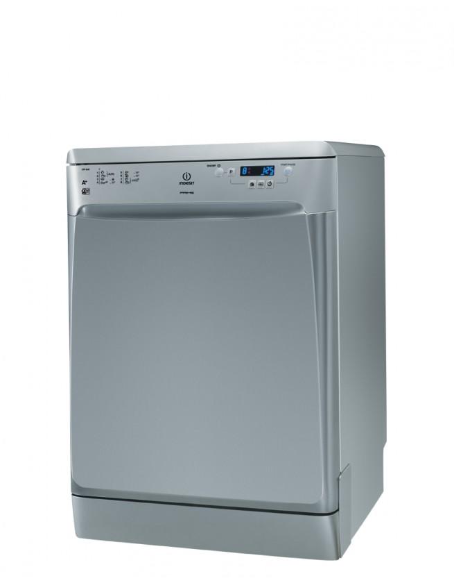 Voľne stojace umývačky  Indesit DFP 5841 NX EU