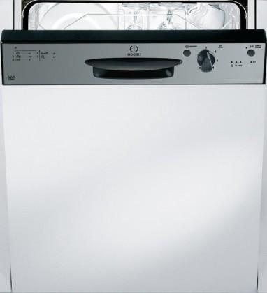 Voľne stojace umývačky  Indesit DPG 15 IX