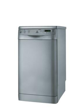 Voľne stojace umývačky  Indesit DSG 573 NX